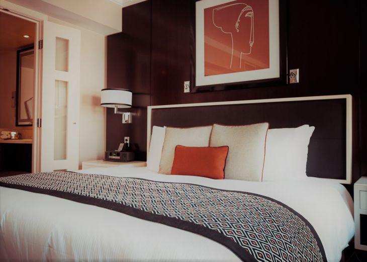 Décoration: chambre a coucher moderne