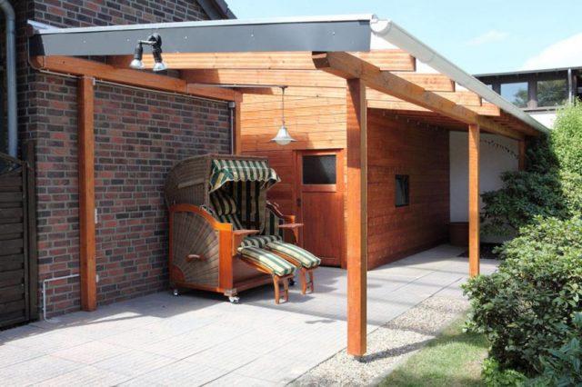 La toiture-terrasse : comment assurer l'évacuation des eaux de pluie ?