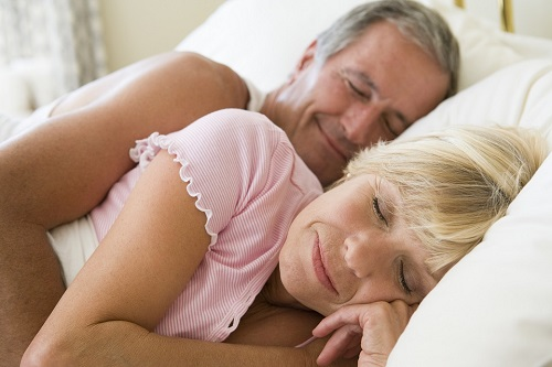 sommeil chez les personnes âgées